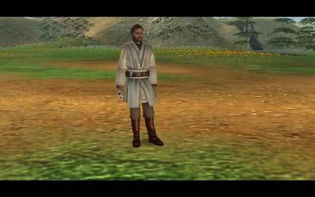 Obi Wan Portrayal