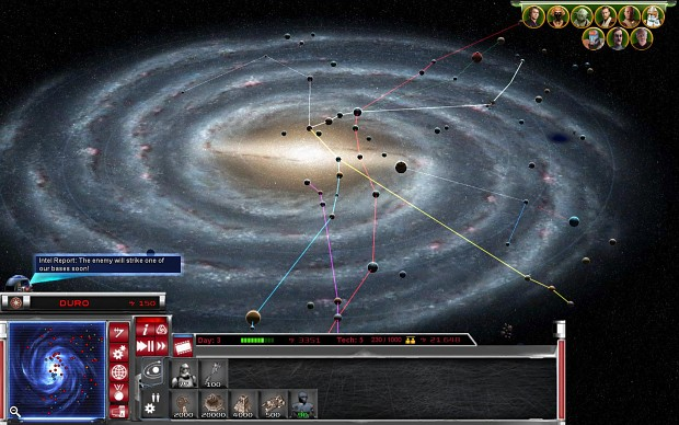 New galaxy WIP