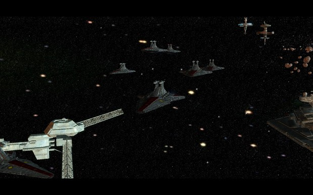 Republic fleet