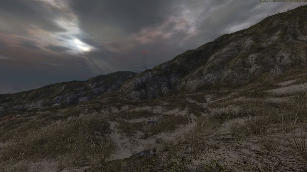 Dear Esther WIP - level 2