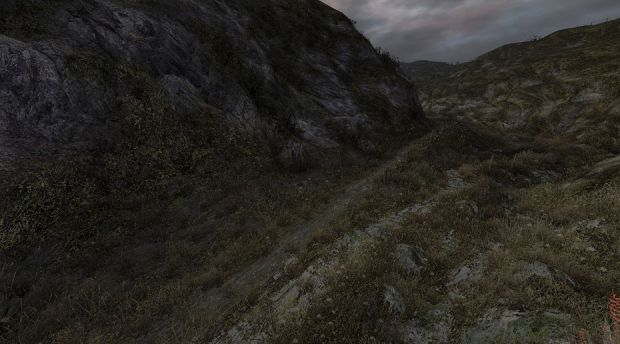 Dear Esther Level 2 Progress