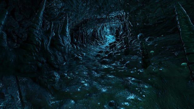 Dear Esther - Caves