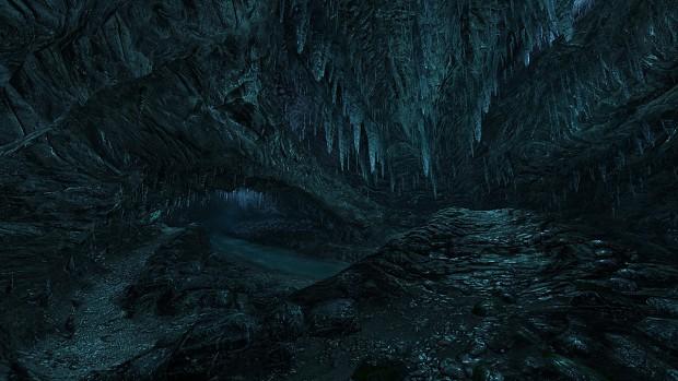 Dear Esther - Caves