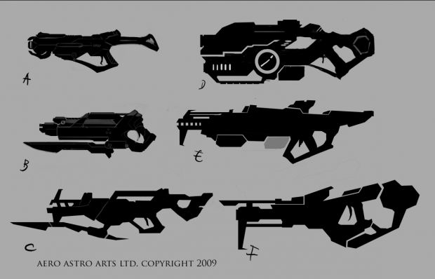 Some Weapon Concepts of sWARm