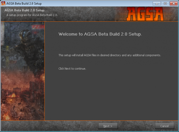 AGSA Installer