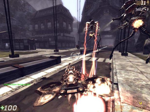 Manta screenshot