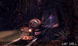 Oztoc Mines - The Train