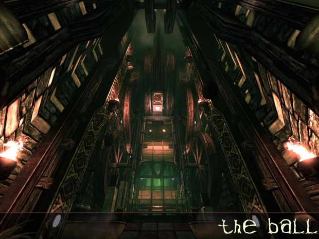 The Ball - Teotl - Large elevator