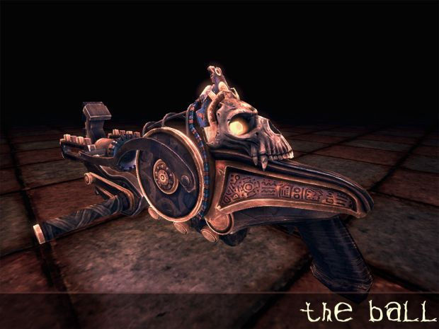 The Ball - Teotl - Weapon