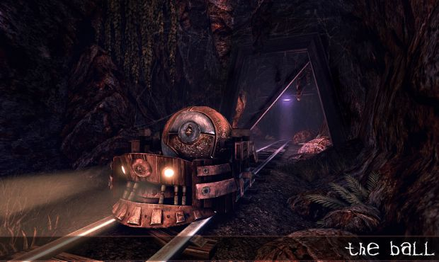 Oztoc Mines - The Train