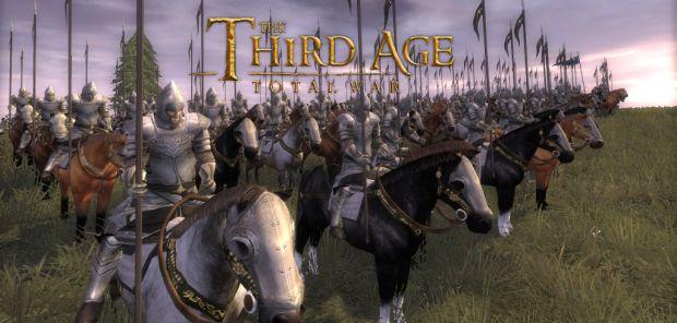 Gondor Cavalry