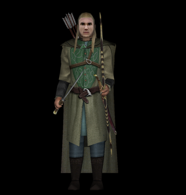 Legolas image - Third Age - Total War mod for Medieval II ...