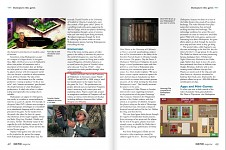 Article in Shakespeare Magazine featuring the SturmMOD