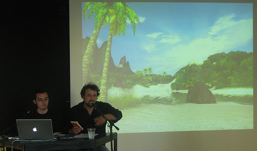 Lecture@SUBOTRON, Vienna [2]