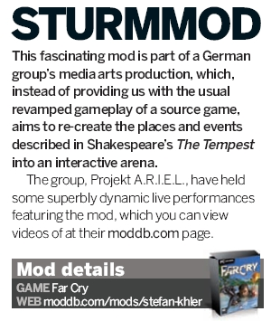 SturmMOD featured in Total PC Gaming Magazine!