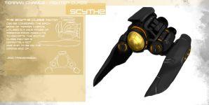 Scythe Concept Art