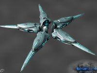 Leviathan class Titan CGI render