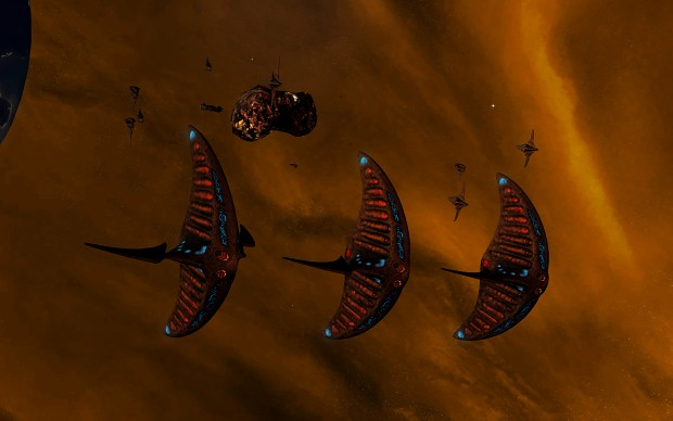 Attack Cruisers