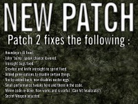 1187 Patch 2 now up for grabs