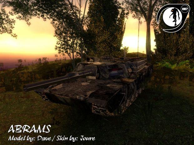 Tanks look cool
