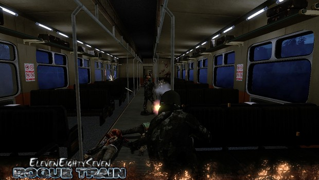 Rogue Train - News Update