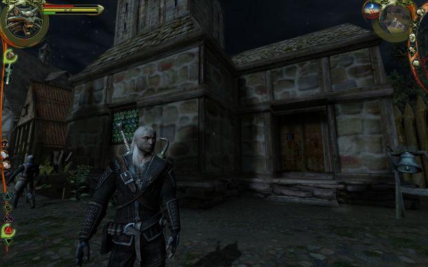Screenshots from Deception