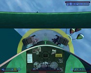 "Custom Cockpit: Biplane ""Swift"""