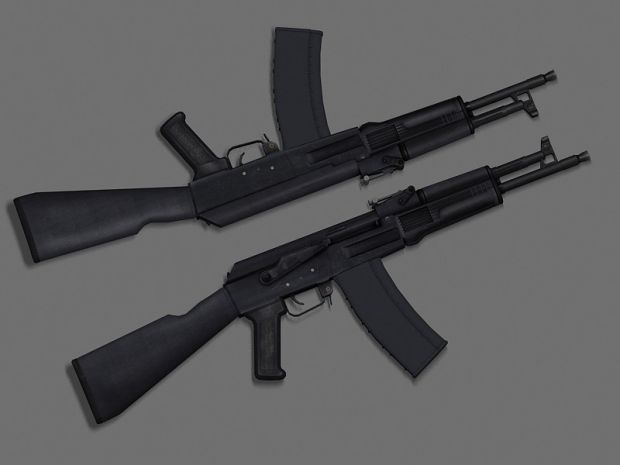 AK102 Assault Rifle