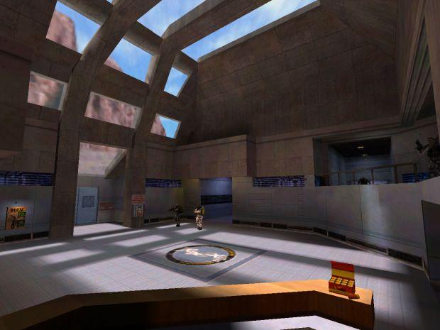 Biodome Lobby