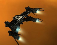 Black Omega Starfury