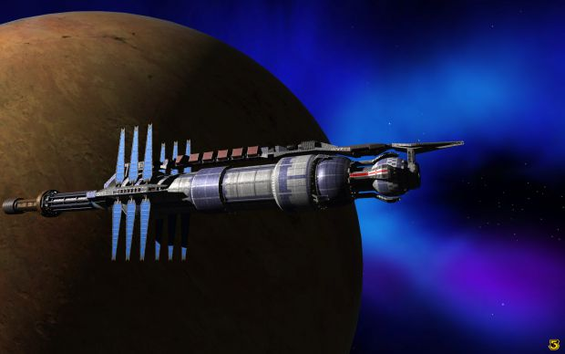 Babylon 5 with Epsilon 3