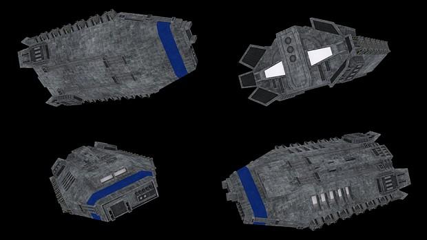 EA Shuttle (Final Textures)