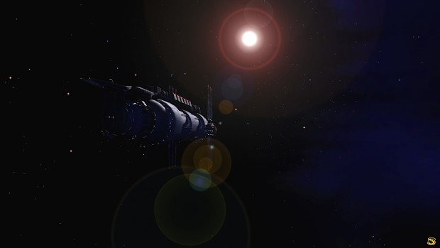 Beauty shot of Babylon 5