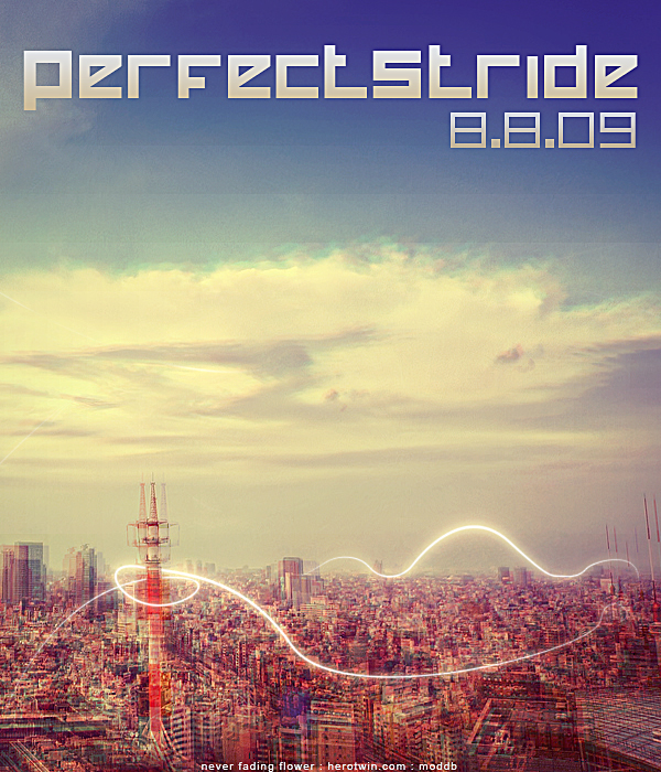 Perfect Stride Poster