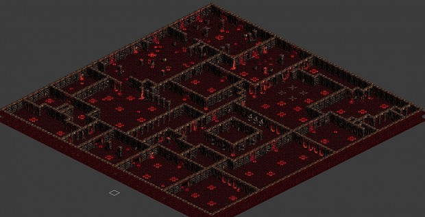 Summoning Halls (part of Horazon's Sanctum dungeon