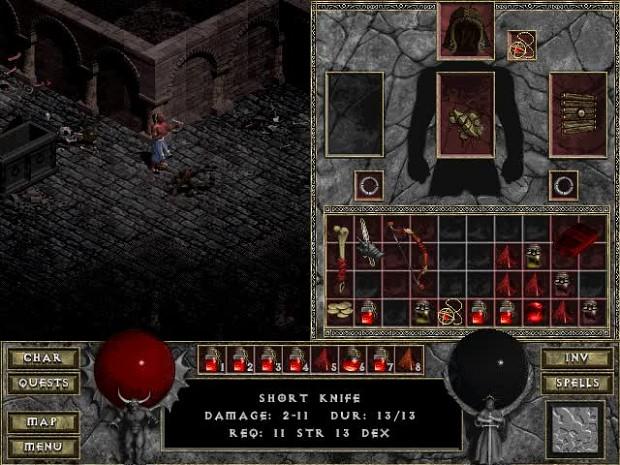 New Monk Proficiency Video Diablo The Hell Mod For Diablo Hellfire Mod Db