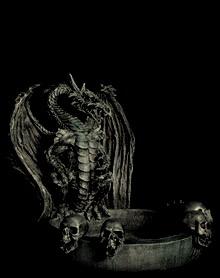 dragon fountain mod