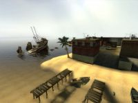 Screenshots of fo_beach
