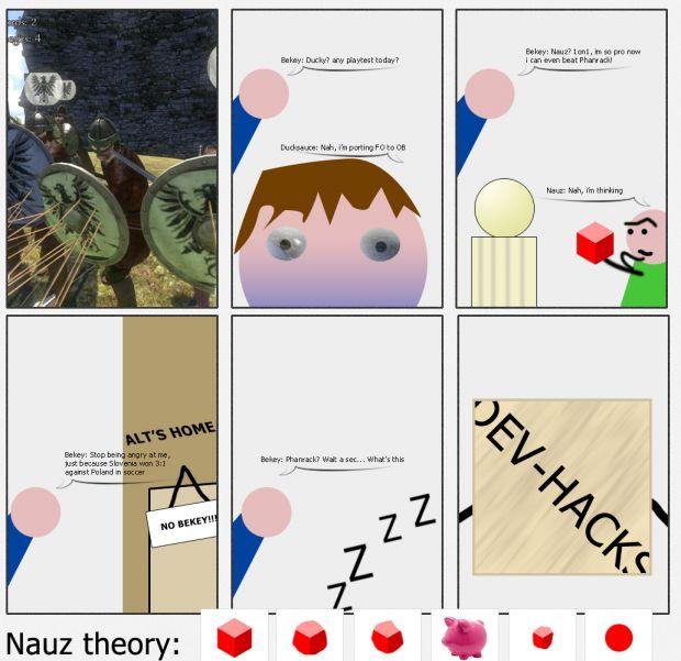 Nauz Theory?
