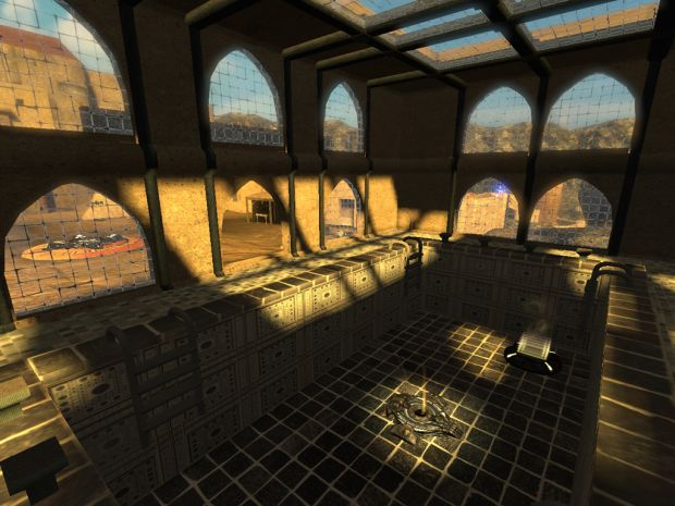 Working on the beta 2 version of WAR-Gizeh