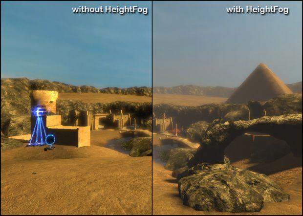 HeightFog