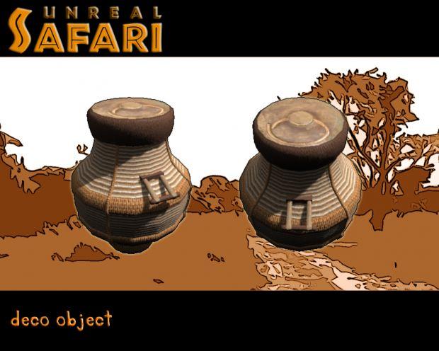 Deco object image unreal safari mod for unreal tournament 3 mod db - Marokkaans deco object ...