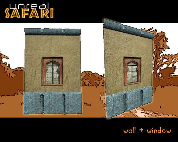 WIP (window + wall)