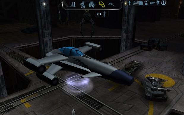 Modular MkIV Fast Attack Fighter