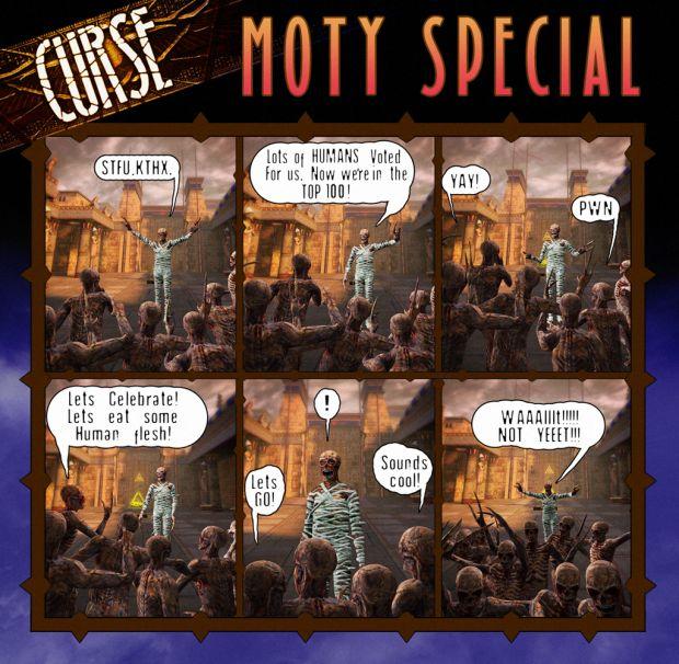 Curse MOTY Special
