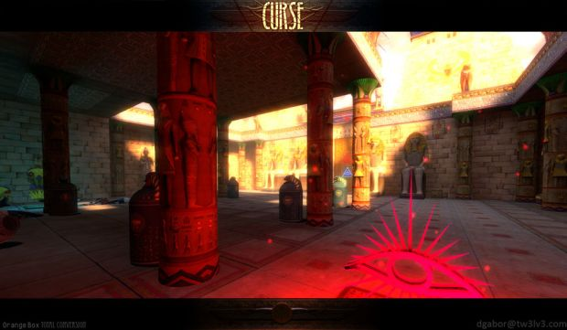 Curse total conversion - ingame screenshot 0005
