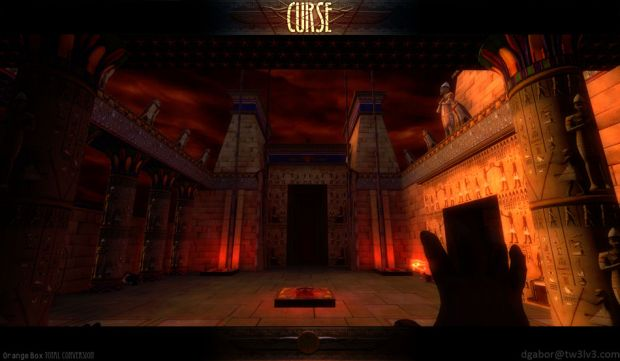 Curse total conversion - ingame screenshot 0006