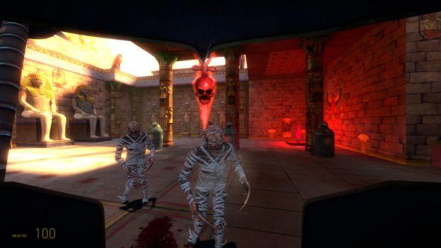 Curse total conversion - ingame screenshot 0010