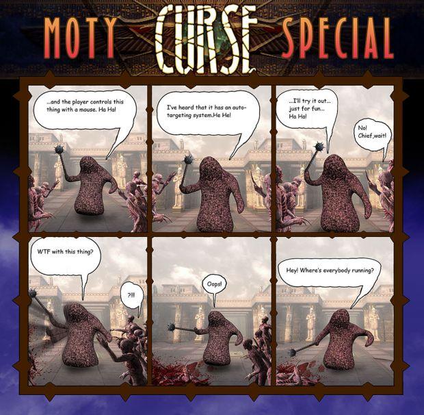 Curse Moty special 2009