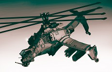 AH-109b Concept